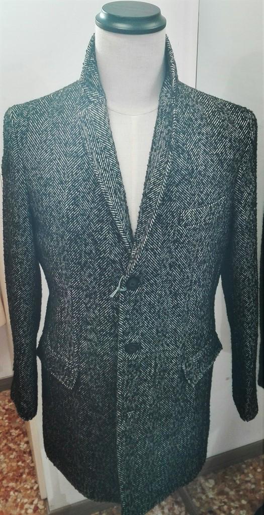 Cappotto in lana Misterman