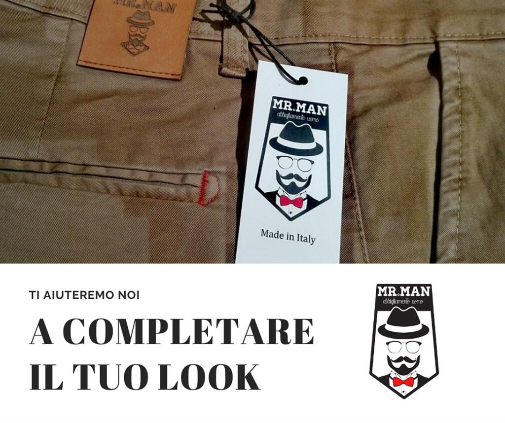 Pantalone Chino Misterman