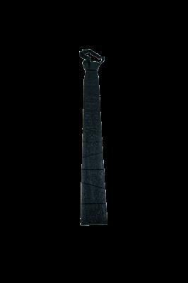 Cravatta in Legno nero