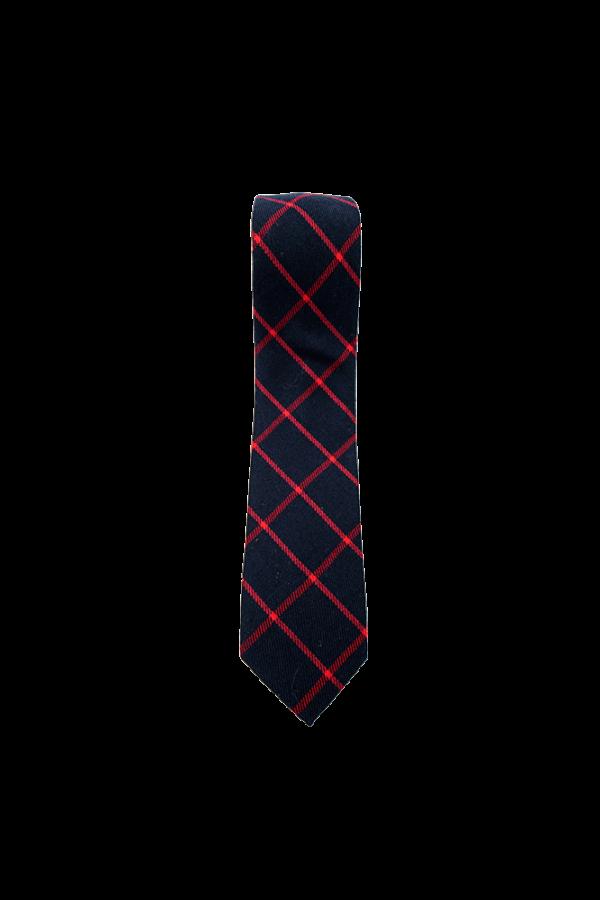 Cravatta Rossa e blu misterman