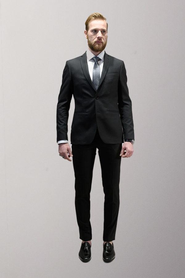 mr man lunghezza cravatta