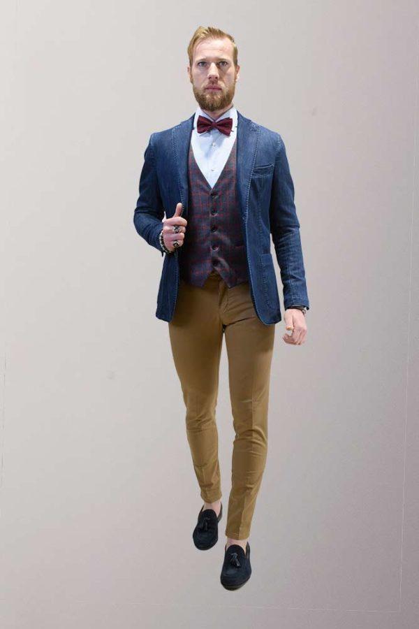 giacca uomo casual