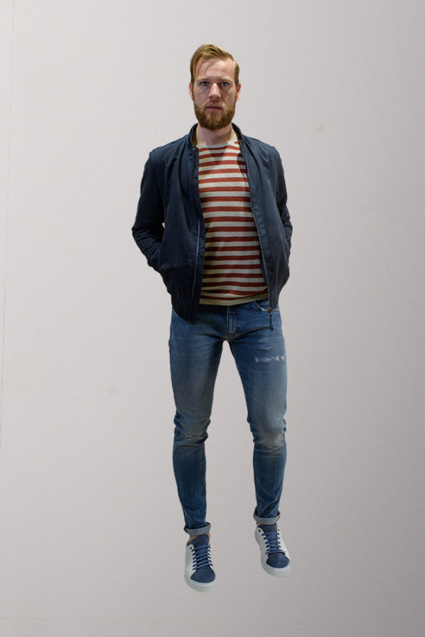 outfit uomo casual