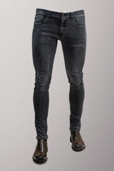 jeans slim fit uomo