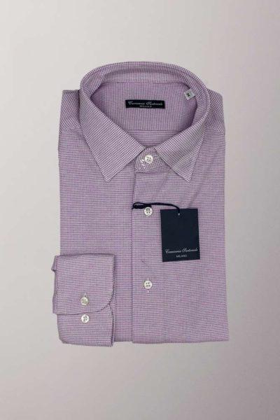abbinare camicia e maglione uomo
