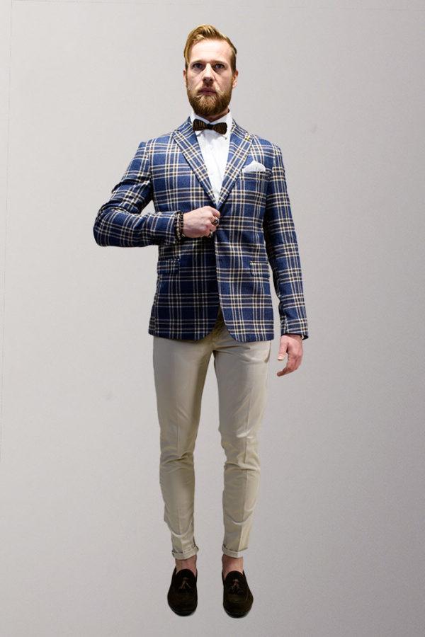 lunghezza giacca uomo