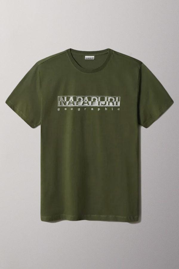t-shirt uomo Napapijri